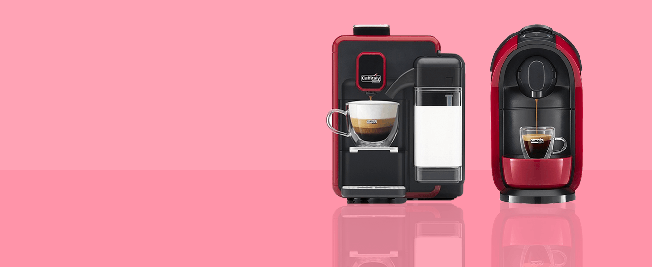 Buy a coffee maker - get bonuses